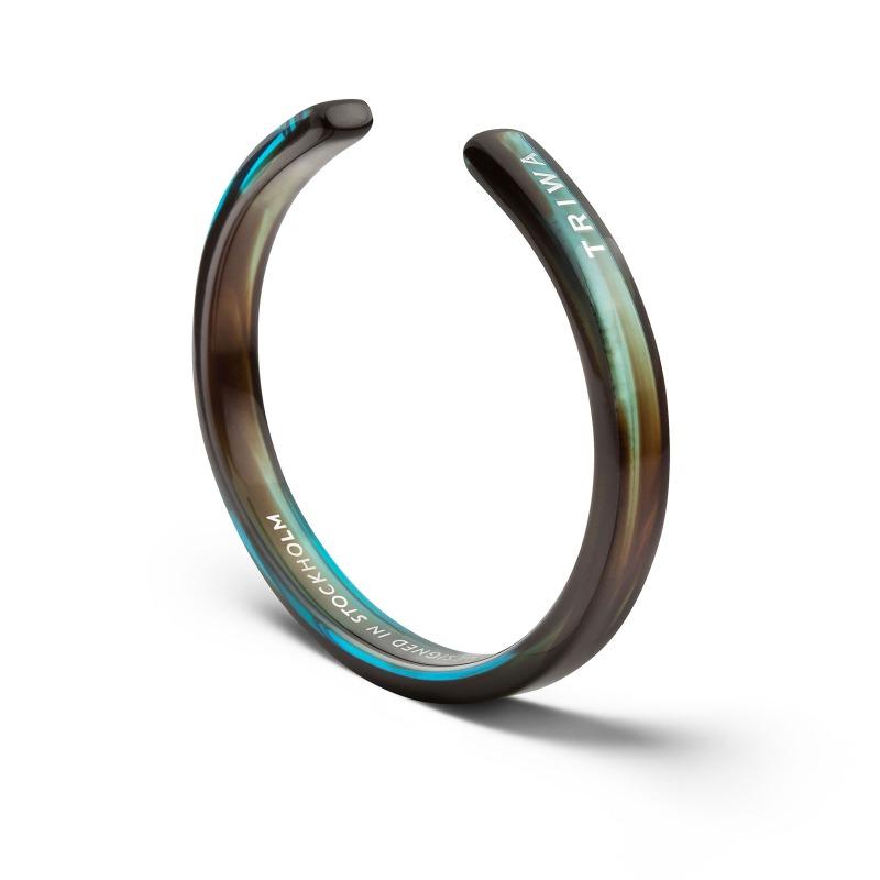 http://www.triwa.com - TRIWA Armband Unisex Bracelet 3 – Blue Bird