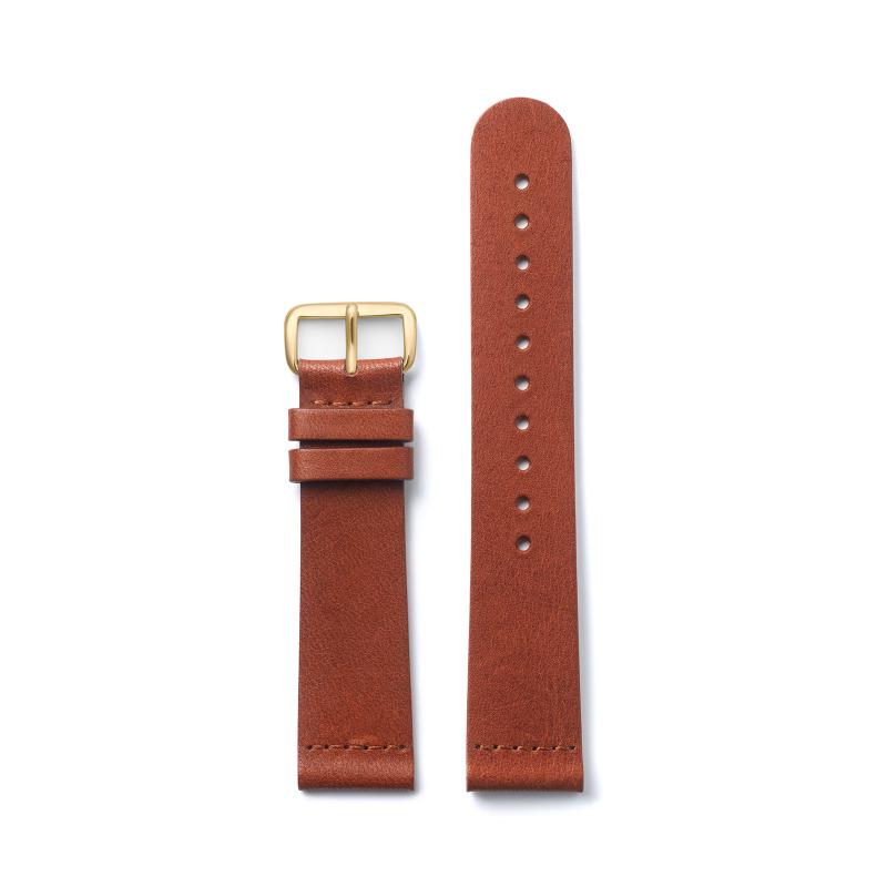 http://www.triwa.com - TRIWA Klockarmband Unisex Brown Classic – Gold 396.00 SEK