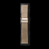 Triwa Light Gold Steel Mesh - Light Gold buckle