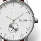 Ivory Falken Brown Classic from SS16 in Watches