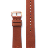 Brown Classic - Rose Buckle from Straps Tärnsjö in All Straps