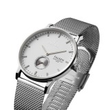Ivory Falken - Steel Mesh from Women's Watches  in Watches