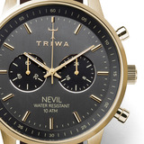 Smoky Nevil Gold from Men's Watches  in Watches