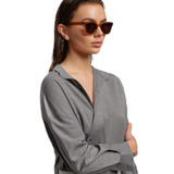 Chestnut Folke from Women's Sunglasses  in Sunglasses