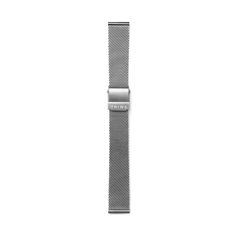http://www.triwa.com - TRIWA Klocka Unisex Steel Petite Mesh 396.00 SEK