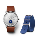 Blue Eye Falken with Extra blue nato strap in Inflight box - 65 %  from Sample Sale VIP in DEALS