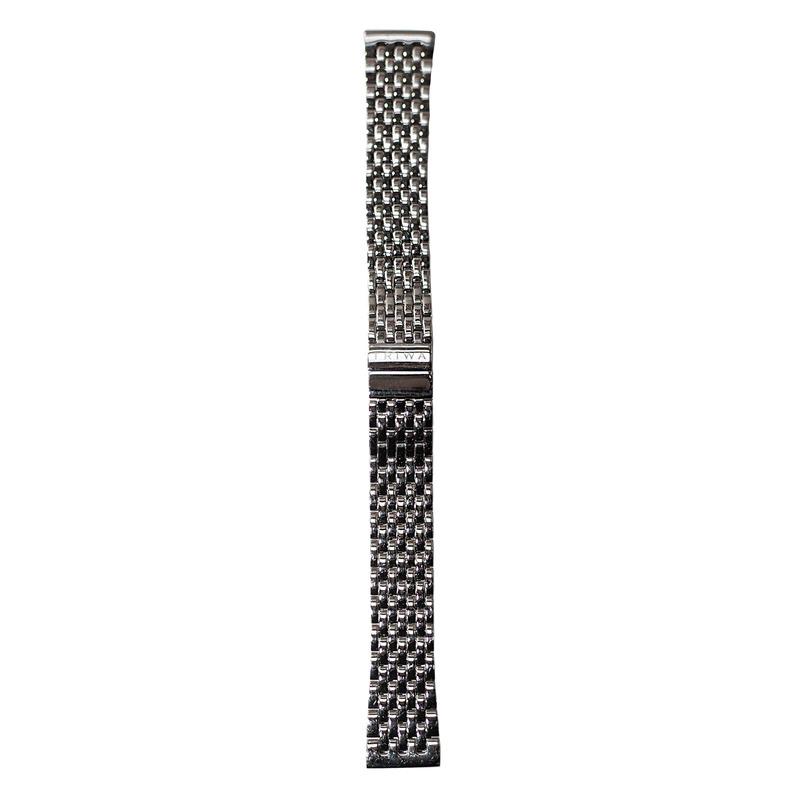 http://www.triwa.com - TRIWA Klockarmband Unisex Steel Brace Super Slim 396.00 SEK