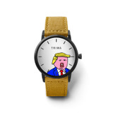 Comb-Over mustard in Watches
