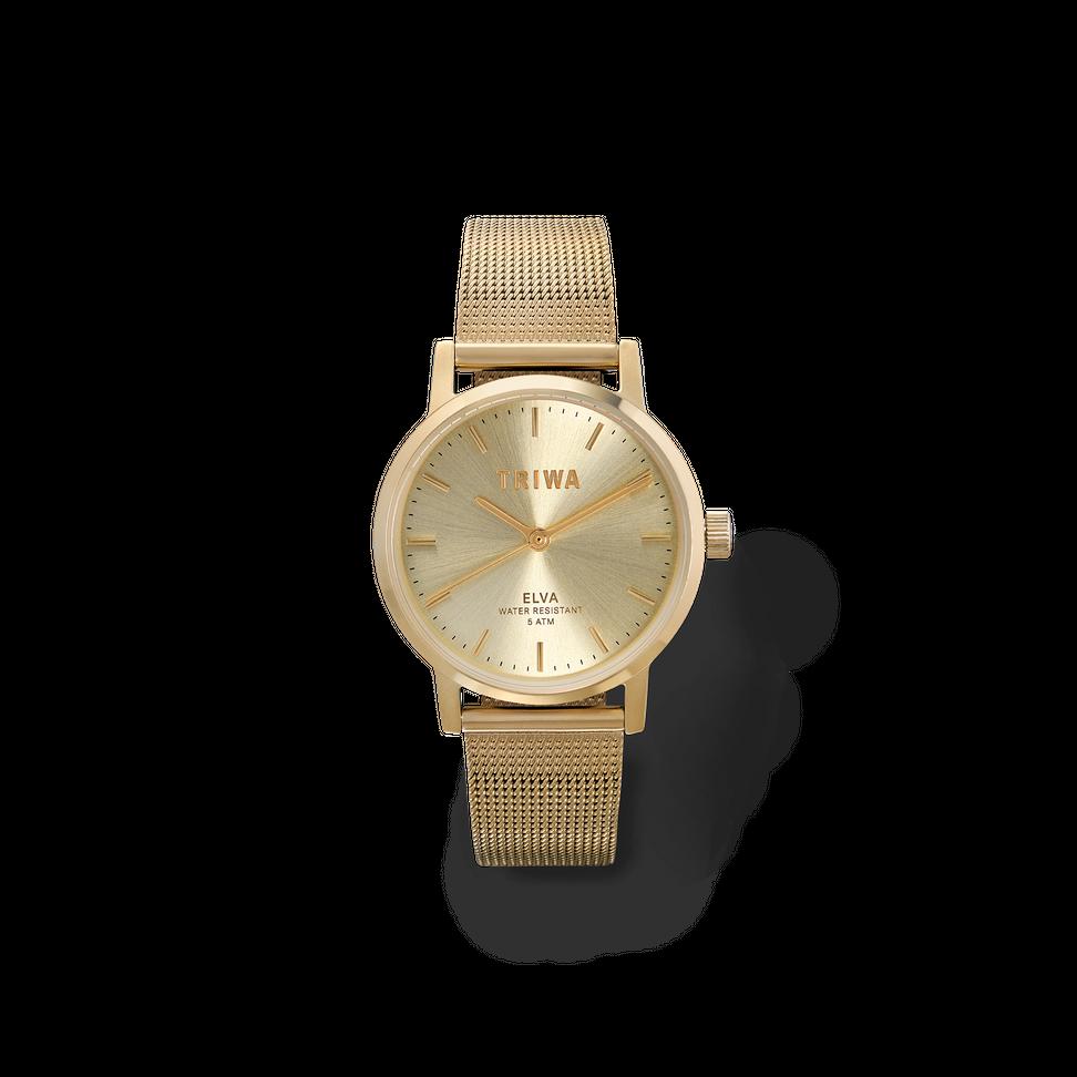Gold Elva