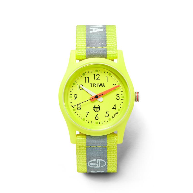 http://www.triwa.com - TRIWA Klocka Unisex Sergio Tacchini – Neon 30% 696.50 SEK