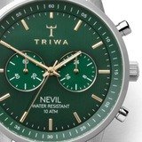 Racing Nevil - Brown Sewn Classic from St. Patrick's Day in Watches