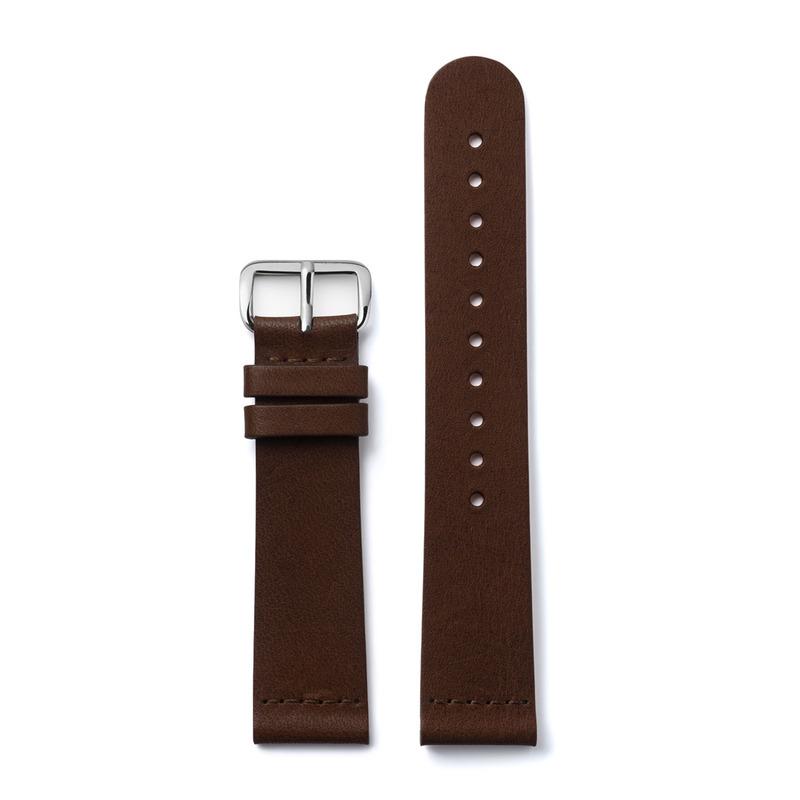 http://www.triwa.com - TRIWA Klockarmband Unisex Dark Brown Classic 396.00 SEK