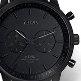 Night Nevil Black Mesh from Men's Watches  in Watches