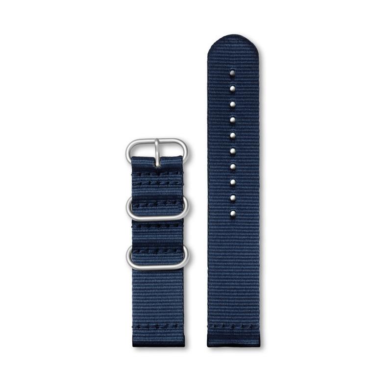 http://www.triwa.com - TRIWA Klockarmband Unisex Ocean Deep Blue 396.00 SEK
