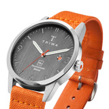Humanium Metal wear orange from Humanium Metal in Watches