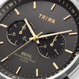 Smoky Nevil - Steel Link from Women's Watches  in Watches