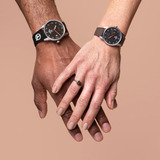 Humanium 39 Black Peace from Humanium Metal in Watches