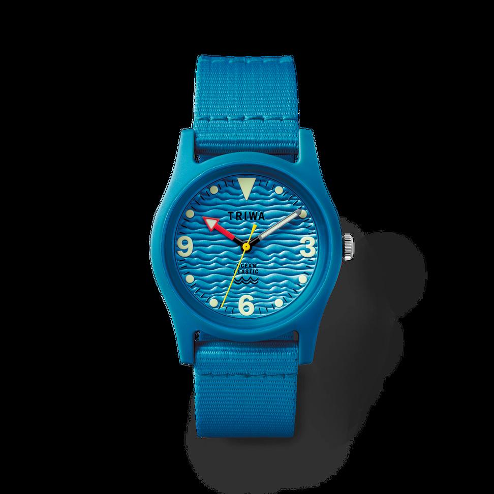 Ocean Plastic - Turquoise