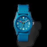 Triwa Ocean Plastic - Turquoise - Ocean Turquoise