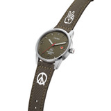 Humanium 39 Green Peace from Humanium Metal in Watches