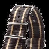 Triwa Black Stripes Nato -