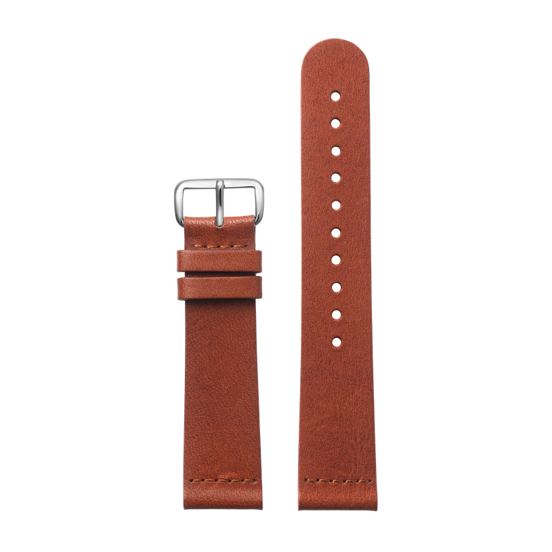 http://www.triwa.com - TRIWA Klockarmband Unisex Brown Classic – Silver 396.00 SEK
