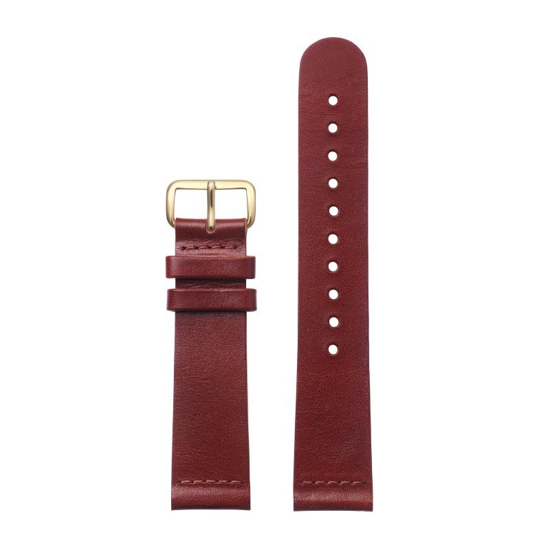 http://www.triwa.com - TRIWA Klockarmband Unisex Cognac Classic – Gold 396.00 SEK