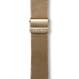 Triwa Gold Mesh - Gold - Gold Buckle