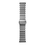 Steel Brace - Silver from SS16 in Regular strap (20 mm)