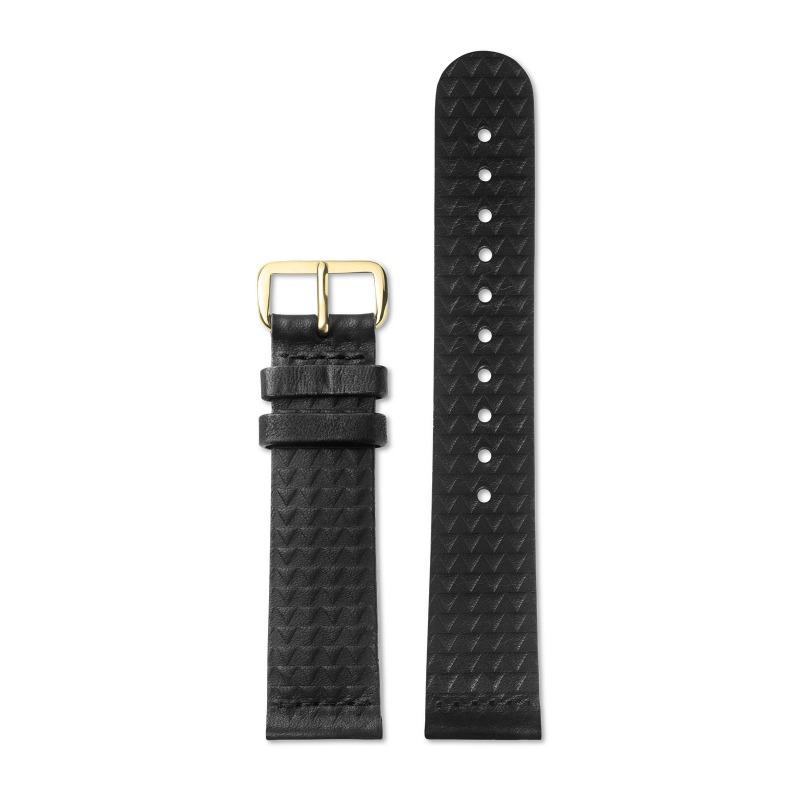 http://www.triwa.com - TRIWA Klockarmband Unisex Black Giza Classic-gold 396.00 SEK