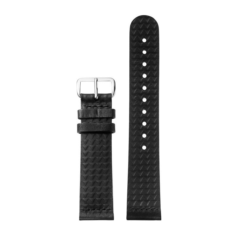 http://www.triwa.com - TRIWA Klockarmband Unisex Black Giza Classic – Silver 346.50 SEK
